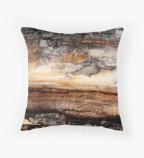 Distant Horizon Throw Pillow
