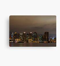 San Diego Skyline - 1 ©  Canvas Print
