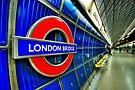 London Bridge by Evelina Kremsdorf