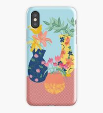 Vases on the Kitchen Table iPhone Case/Skin
