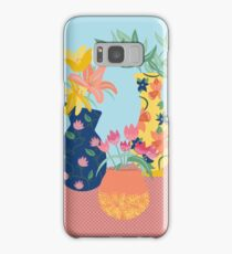 Vases on the Kitchen Table Samsung Galaxy Case/Skin