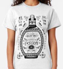 Legend of Zelda Red Potion Geek Line Artly Classic T-Shirt