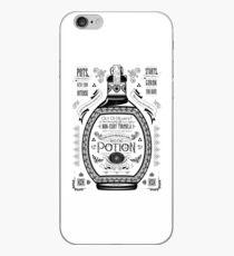 Legend of Zelda Red Potion Geek Line Artly iPhone Case