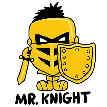 Mr. Knight |  Go Knights. Charge On. by chargeon