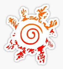 logo naruto Sticker