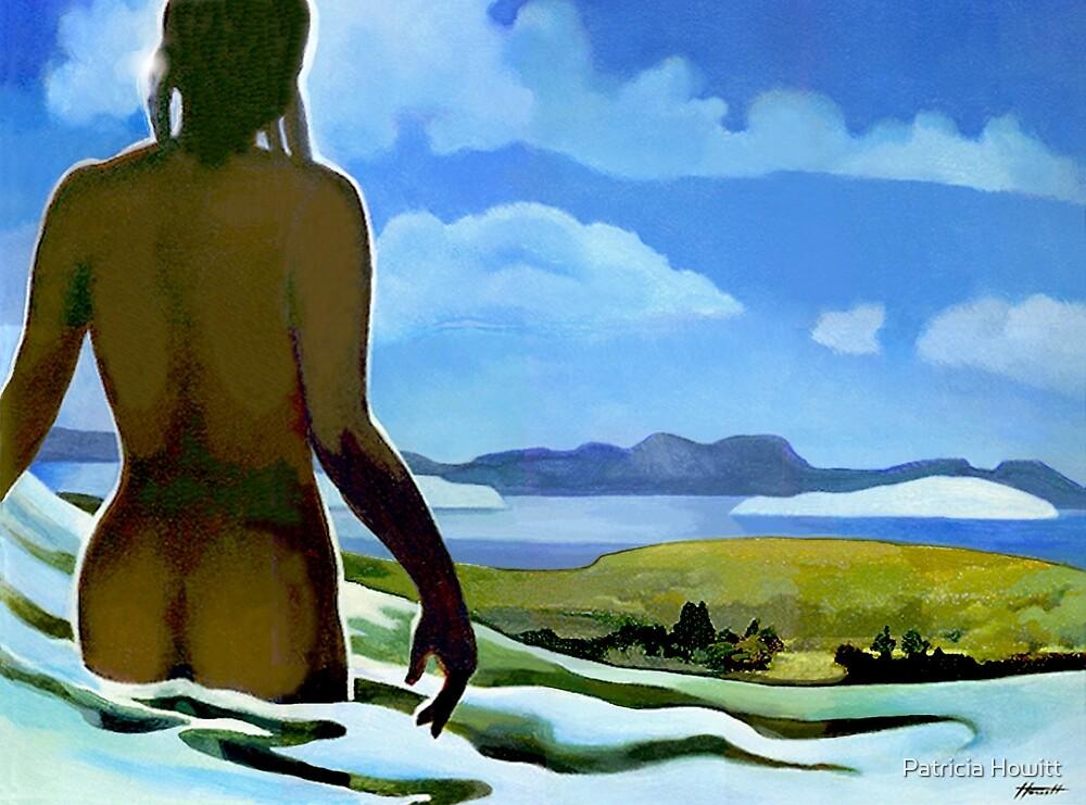 Bream Bay Goddess by Patricia Howitt