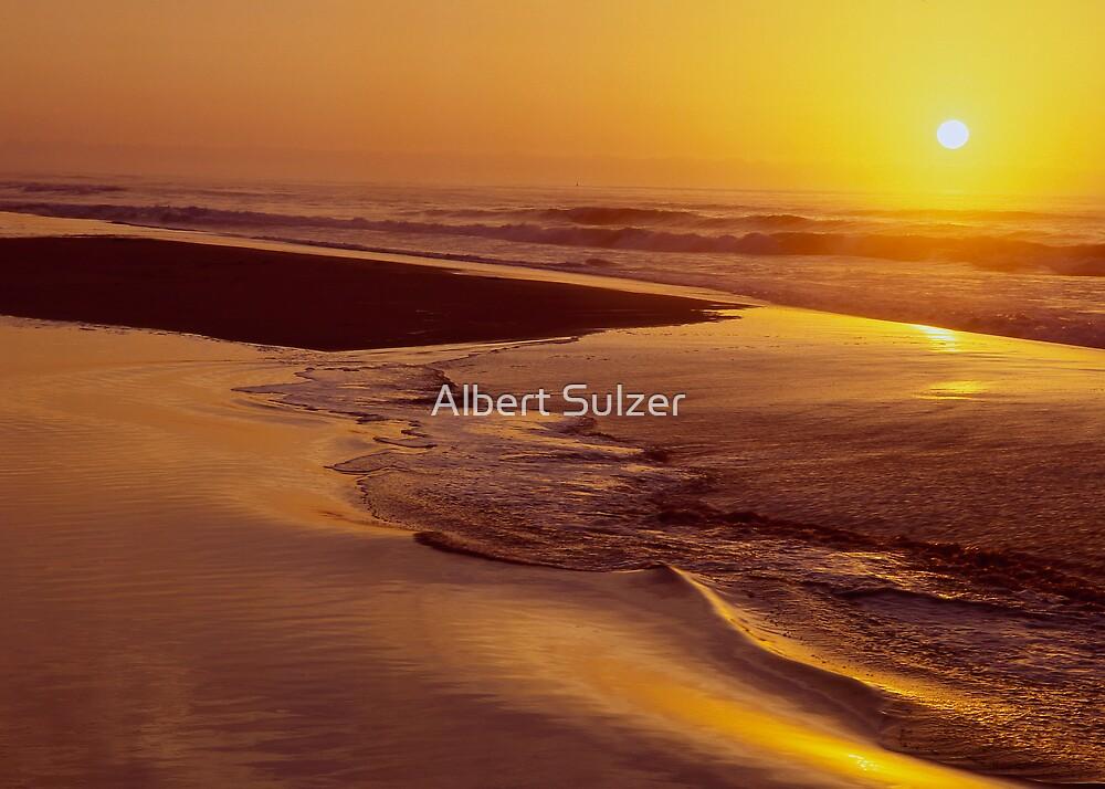 Liquid Sunrise by Albert Sulzer