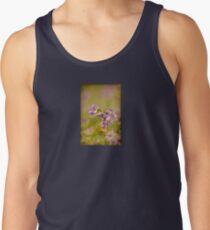 Playful Wild Violets Tank Top