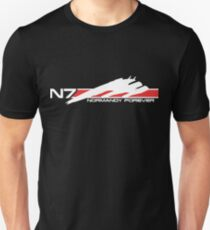 Normandy Forever N7 Unisex T-Shirt