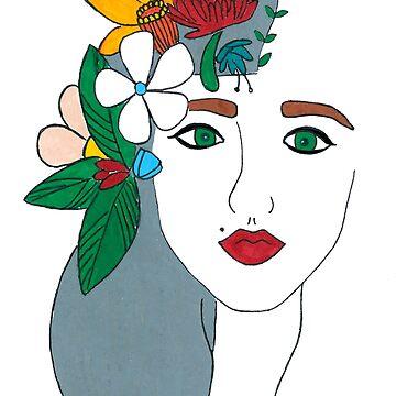 Flower girl by zetwal