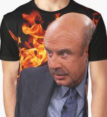 Dr. Phil's Wrath Graphic T-Shirt