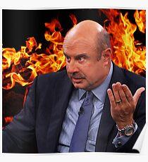 Dr. Phil's Wrath Poster