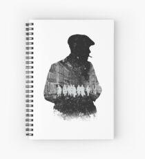Cuaderno de espiral Peaky Blinders