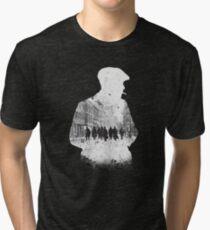 Camiseta de tejido mixto Sin título