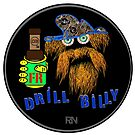 Drillbilly Blue by RoughneckNation