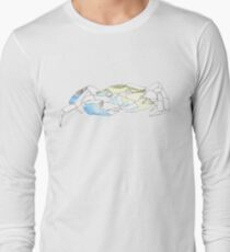 Polygon Crap Long Sleeve T-Shirt