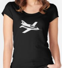 BD-5 Jet Women's Fitted Scoop T-Shirt
