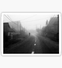 Morning Fog Sticker