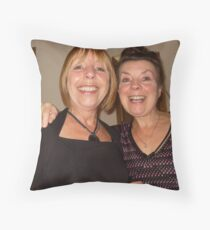 Twisted Blister Throw Pillow