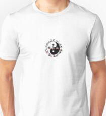 FuQiZheng company logo in black Unisex T-Shirt