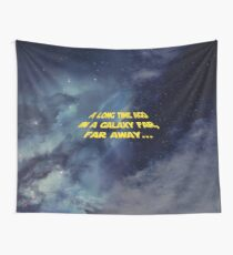Star Wars Wall Tapestry