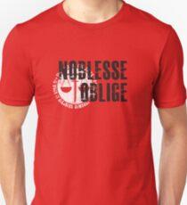 Noblesse oblige t-shirt / Phone case / More Unisex T-Shirt