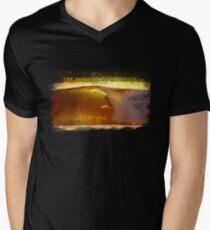 the morning of my earth Men's V-Neck T-Shirt