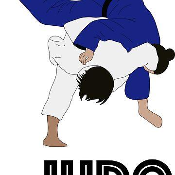 Judo by sportart