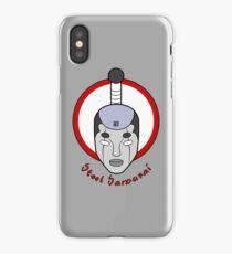 Steel Samurai iPhone Case
