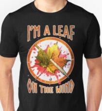 Serenity leaf on the wind T-Shirt