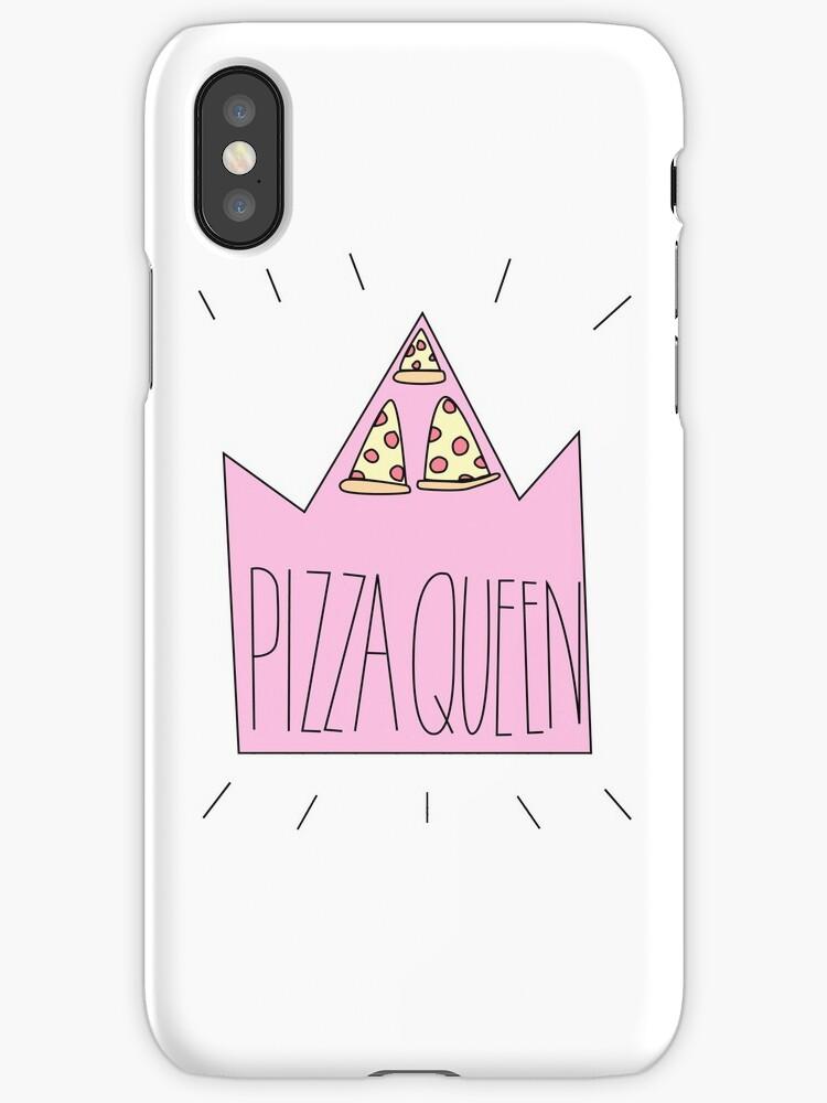 Pizza Queen by pastelandstuff