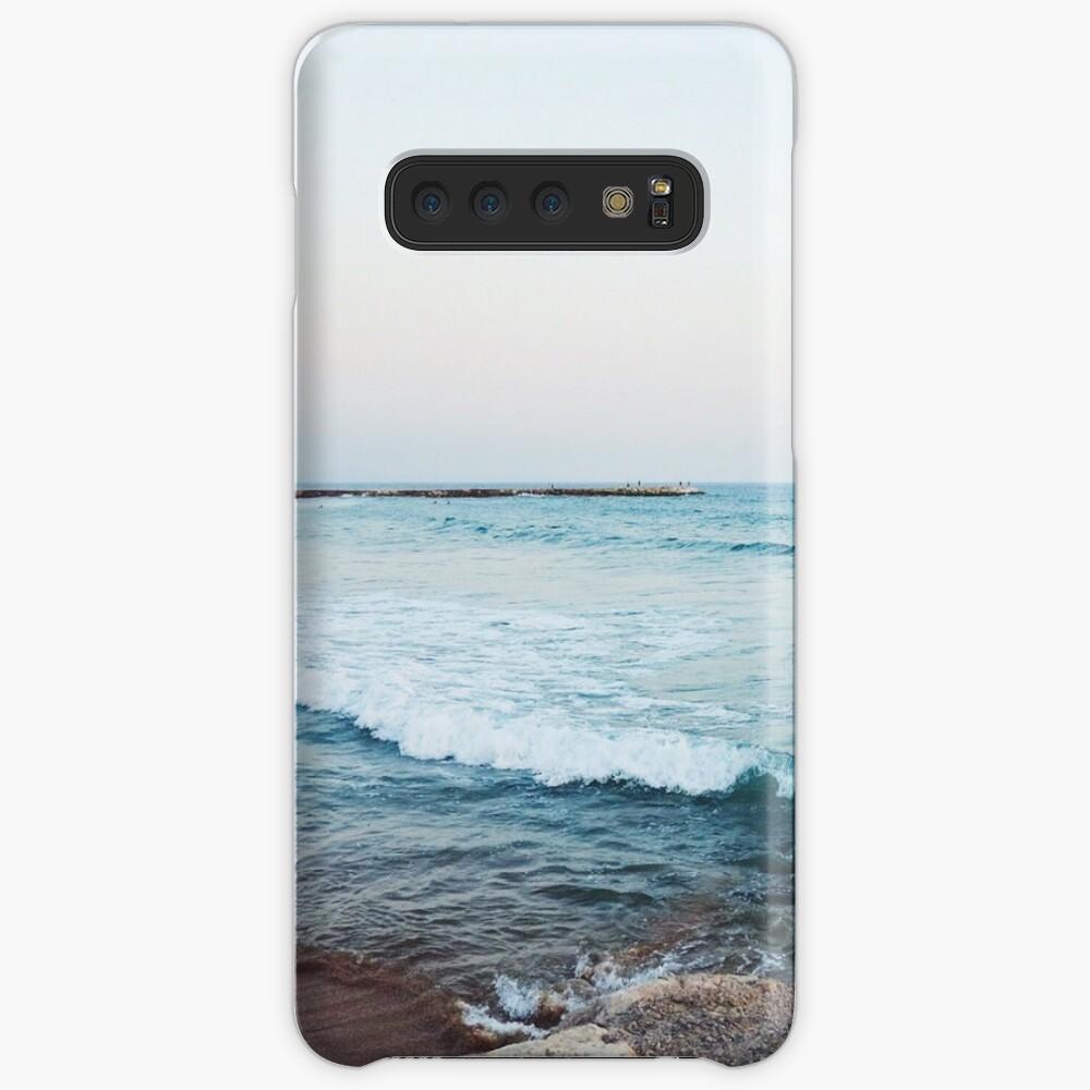 Calm ocean waves Case & Skin for Samsung Galaxy