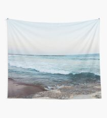 Calm ocean waves Tapestry