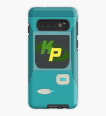 Kimmunicator KP Kim Possible Case/Skin for Samsung Galaxy
