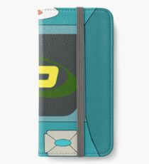 Kimmunicator KP Kim Possible iPhone Wallet/Case/Skin