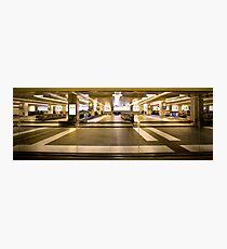 The Terminal Photographic Print
