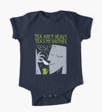 Tea Ain't Heavy, Tea's My Brother - Cartoon Kids Clothes