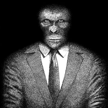 The Planet of the Apes by clemente