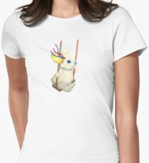 Pooky Swingin' Womens Fitted T-Shirt