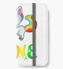 Rene Unicorn iPhone Wallet/Case/Skin
