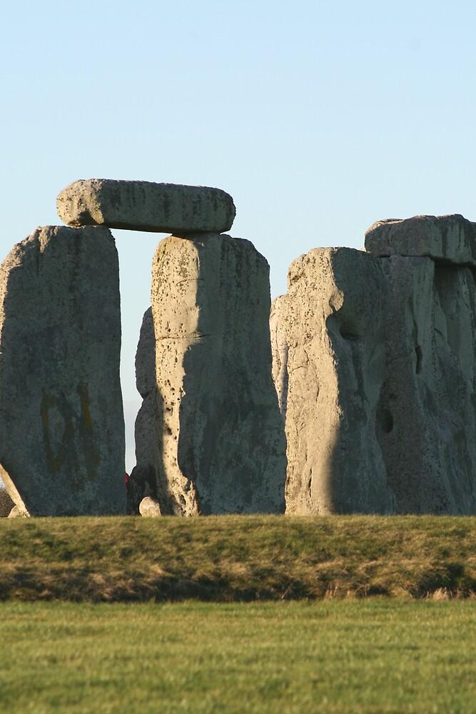 stonehenge by Tarryn Godfrey