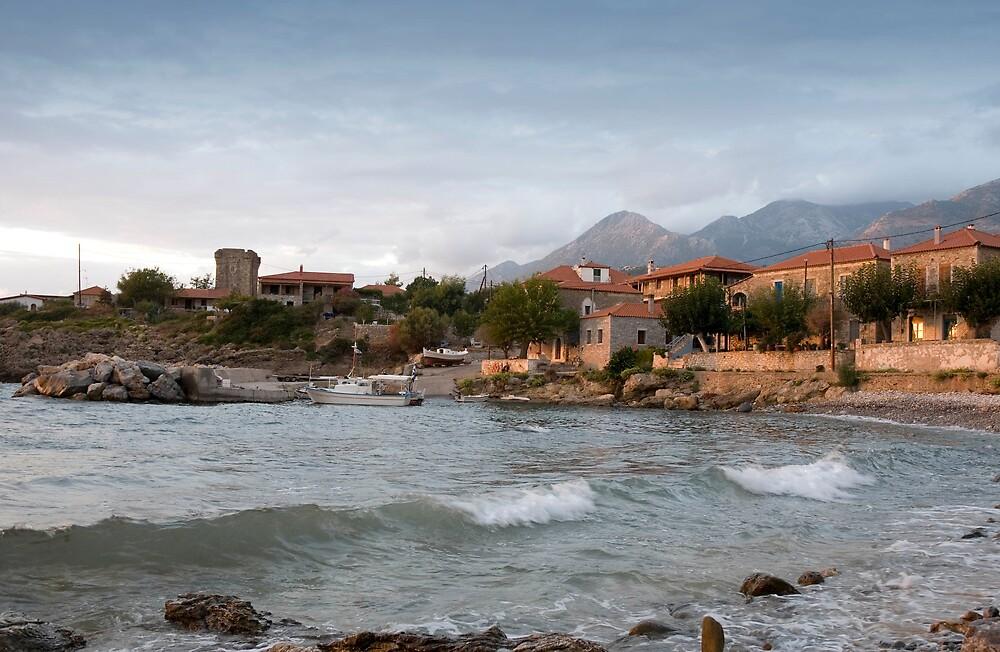 Agios Dimitrios by duncananderson