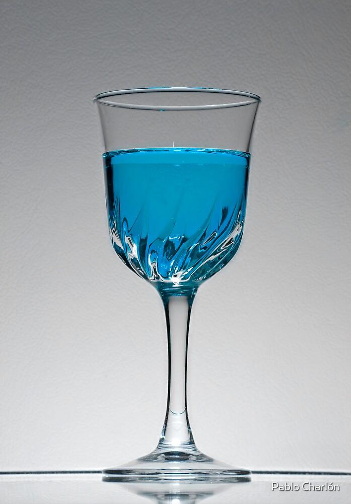 Blue by Pablo Charlón