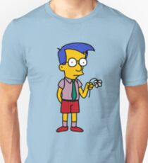 You got the dud colored T-Shirt