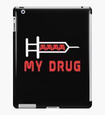 VIDEO GAMES : MY DRUG iPad Case/Skin
