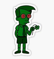 You got the hypno dud Sticker