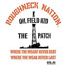 Kids Oilfield Patch by RoughneckNation