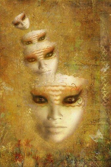 Masquerade * Fantasy  by Ana CB Studio