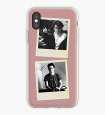 Johnny Depp Polaroid iPhone Case