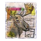 See the Luvli Moose by Amy Decker